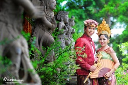Prewedding Bali Colour Wikanka Photography